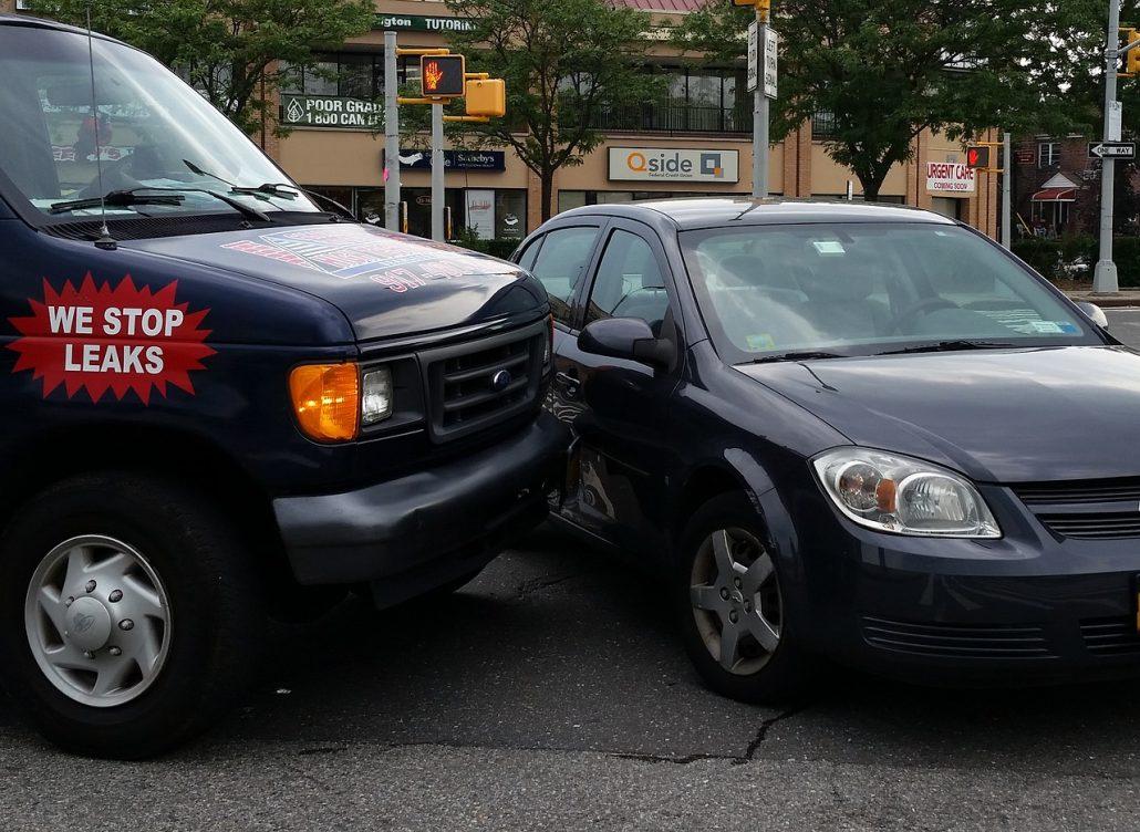 פיצוי בגין תאונת דרכים קלה